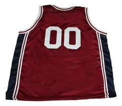 Kyle Watson #00 Panthers Above The Rim New Men Basketball Jersey Brown Any Size image 2