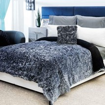 Deluxe blanket -Cobertor lujo Humo  Intima Hogar  - $139.99
