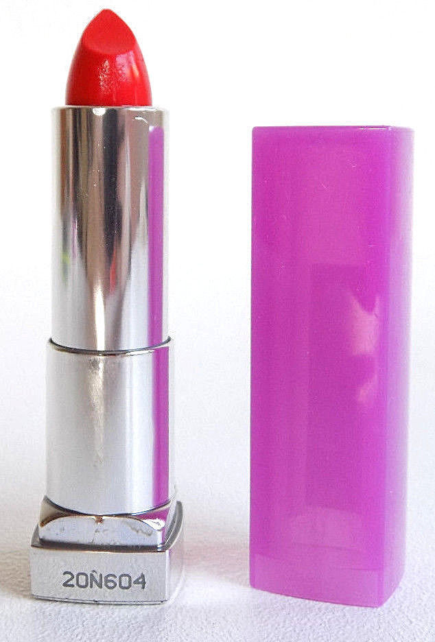 Primary image for Maybelline NY ColorSensational Rebel Bloom Lipstick 735 Rose Rush 0.15oz.