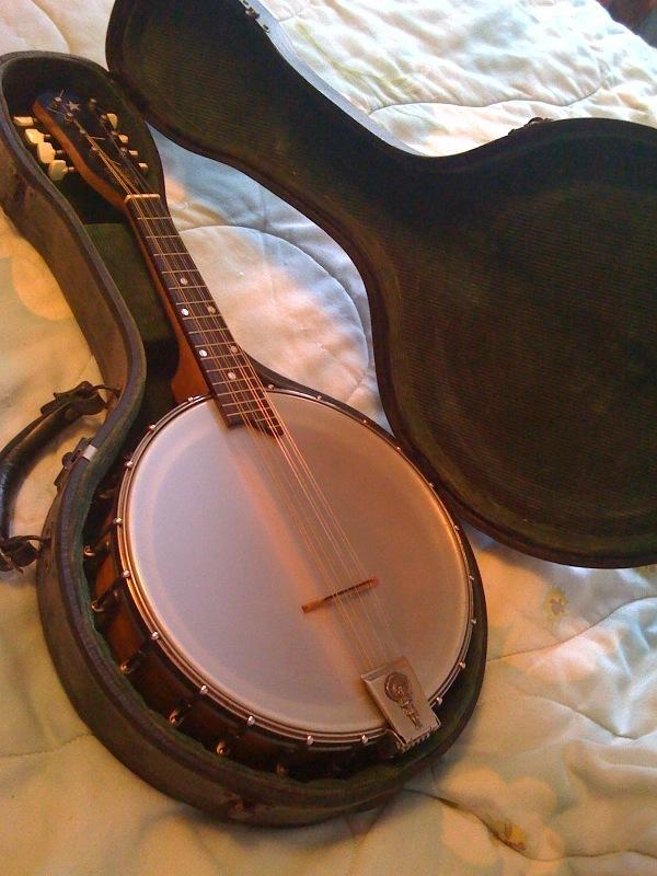 Banjo full length