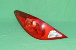 06-09 Pontiac G6 Convertible Rear Taillight Lamp Driver Left LH