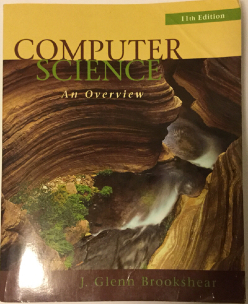 "Computer Science ""An Overview"""