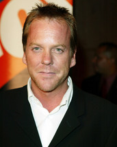 Kiefer Sutherland Candid 8X10 Color Photo 16x20 Canvas Giclee - $69.99