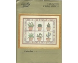 Something special counted cross stitch kit 50415 cactus pots thumb155 crop