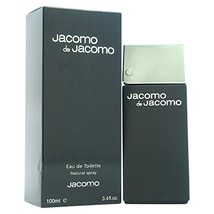 Jacomo de Jacomo by Jacomo for Men - 3.4 Ounce EDT Spray