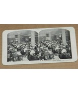 VINTAGE STEREOVIEW STENOGRAPHIC DEPARTMENT SEARS, ROEBUCK & CO  CHICAGO ... - $1.98