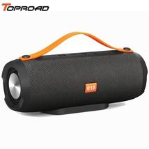 TOPROAD® Wireless Best Bluetooth Speaker Portable Outdoor Column Box Loud - $33.77