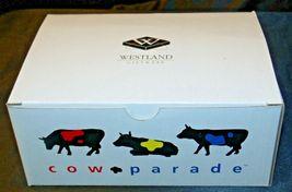 CowParade Moocho Amor Westland Giftware # 9177 AA-191858 Vintage Collectible image 3