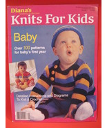 100 Crochet and Knitting Patterns BABY Sizes Jumpers Sweaters Dresses Su... - $9.99