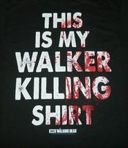"The Walking Dead ""This Is My Walker Killing Shirt"" Phrase T-Shirt NEW UN... - $17.41+"