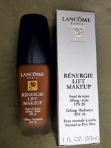 2-Lancôme Renergie Lift Makeup SPF20 Normal to Dry Skin-Amande 20 (N) NIB - $89.05