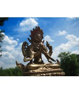 Haunted Djinn God Vishnu Supreme Omnipresent dj... - $777.77
