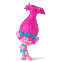 Trolls 2016 Hallmark Ornament Dreamworks  Princess Poppy  Pink  Girl  Br... - $44.54
