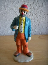Flambro Emmett Kelly Jr. Figurine - $14.00