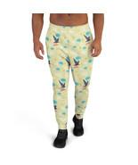 Bird Print Men's Joggers - $56.00