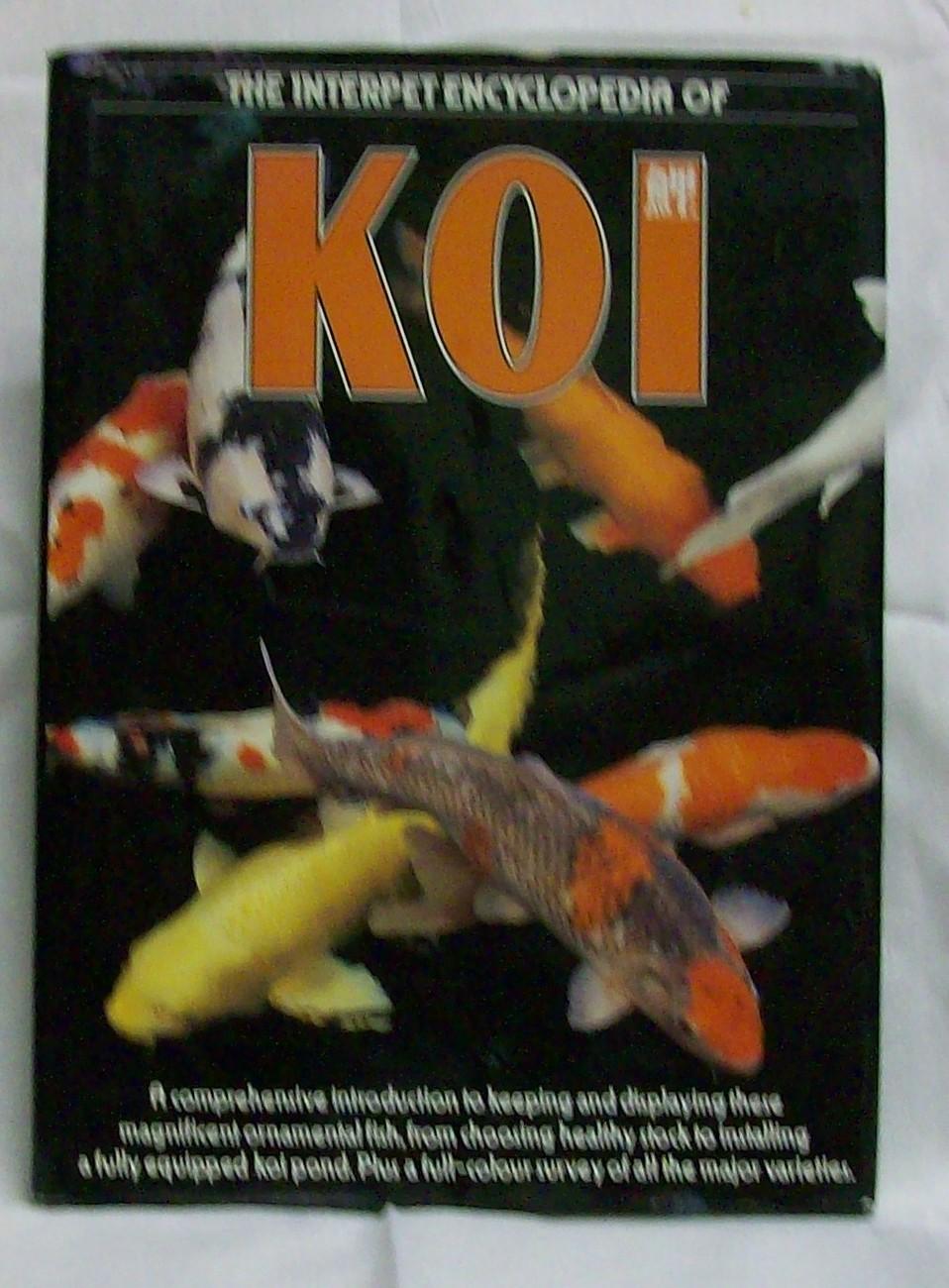 The Interpet Encyclopedia KOI Matsuba Kin