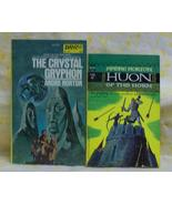The Grystal  Gryphon & Huon of the Horn Andre Norton - $20.00