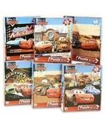 Disney Pixar Cars 48-Piece Jigsaw Puzzle (Assorted designs) - $9.89