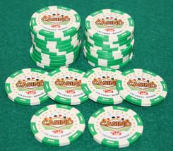 $25 Pro Vegas Casino Chips *Super High Quality* Poker Chip 11.5 Grams (Q... - $8.56