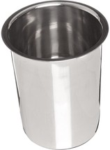 Browne Foodservice BMP2 Stainless Steel Bain Marie Pot, 2-Quart - $9.88