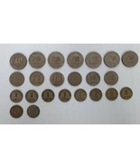 SOUTH VIETNAM 1,10, 20 Dong 1960-1970 - Lot of 23 Different Coins - $58.04