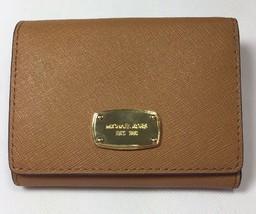 Michael Kors Small Mini Wallet Purse Saffiano Leather Acorn RRP £140 - $106.03