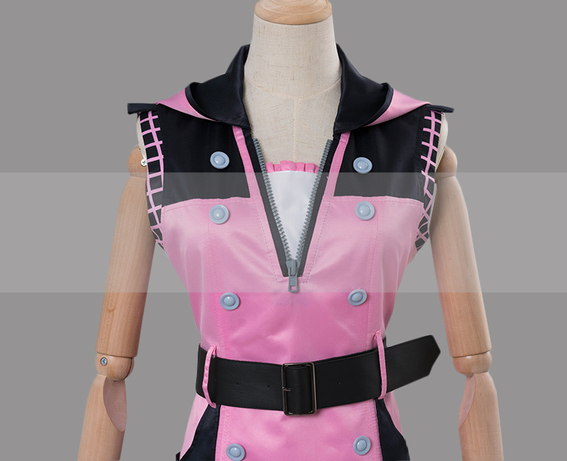 Kingdom Hearts 3 Kairi Cosplay Costume for Sale image 2