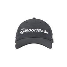 TaylorMade Golf 2018 Men's Litetech Tour Hat, Charcoal, One Size - $24.58