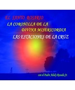 EL SANTO ROSARIO - LA CORONILLA DE LA DIVINA MISERICORDIA - Returned - $18.99