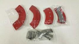 00016-89017 Toyota 4Runner Caliper Covers (red) 2017 0001689017 - $205.43