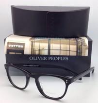 New Classic Oliver Peoples Eyeglasses Florenz Ov 5187 1005 46-20 Black Frames - $279.99