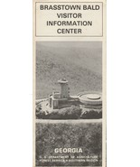 Vintage Travel Brochure Brasstown Bald Georgia Visitor Information Center - $7.91
