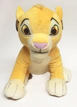 "Disney Kohl Cares Lion King Simba 20"" Plush Stuffed Animal Toy - $22.74"