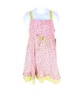 Jona Michelle Girls Pink Dress 6 - $19.79