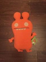 """Ugly Doll Plunko Orange Classic 15"""" Plush Stuffed Animal Uglydolls Prett... - $25.00"""