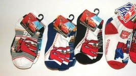 Power Ranger Toddler Boys 5 Pack Socks Sizes 5-6.5 NWT