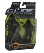 Snake Eyes Paris Pursuit GI Joe The Rise of Cobra Action Figure by Hasbr... - $59.39