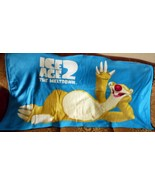 "Ice Age 2 The Meltdown Fleece Blanket Throw Polyester 30"" x 60"" - $37.62"