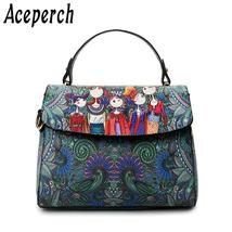 ACEPERCH Women PU Leather Totes Elegant Shoulder Bag Ladies Designer Lux... - $42.81