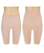 Spanx Power Series Shaping Short Set in Soft Nude, 1X - $50.48
