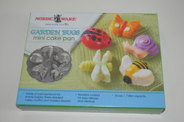 Nordicware Garden Bugs Mini Cake Pan - $19.95