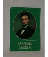 lot of 10 Abraham Lincoln postcards new condition - $2.50