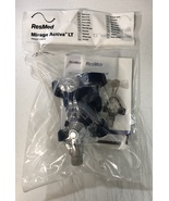 Large-Wide ResMed Mirage Activa LT Nasal Cpap Mask System 60150 with Headgear - $69.95