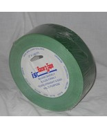 roll of green Racer's Tape 2 inches x 180 feet - $6.00