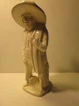 VINTAGE J FRYER OF STAFFS PRE 1945 WHITE PORCELAIN PEDRO MEXICAN MAN FIG... - $9.99