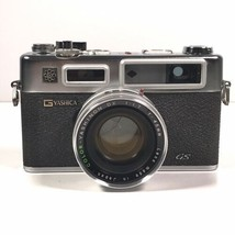Yashica Electro 35 GS Rangefinder Film Camera Japan Excellent Condition - $55.74