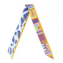 Hermes  Pelages et Camouflage Twilly Scarf - $145.00