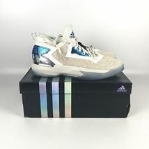 Adidas Damian D Lillard 2 CVC size 13.5 Kansas Jayhawks Team Issue AQ7417 - $128.70