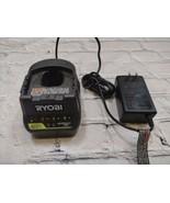 Ryobi P118B ONE+ 18V Li-Ion Dual Chemistry Battery Charger a8 - $13.10