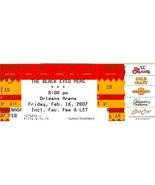 2007 Black Eyed Peas @ Orleans Hotel Las Vegas Ticket Stub - $3.95